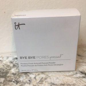 Brand new never used It Cosmetics Pore powder